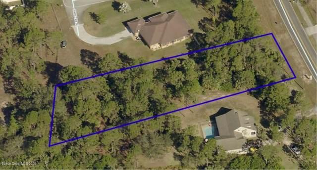 1670 Eldron Boulevard SE, Palm Bay, FL 32909 (MLS #865584) :: Premium Properties Real Estate Services