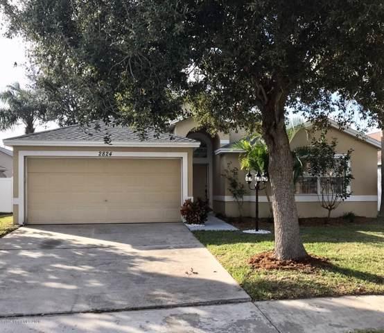 2824 Saint Robert Drive, Melbourne, FL 32935 (MLS #865588) :: Premium Properties Real Estate Services