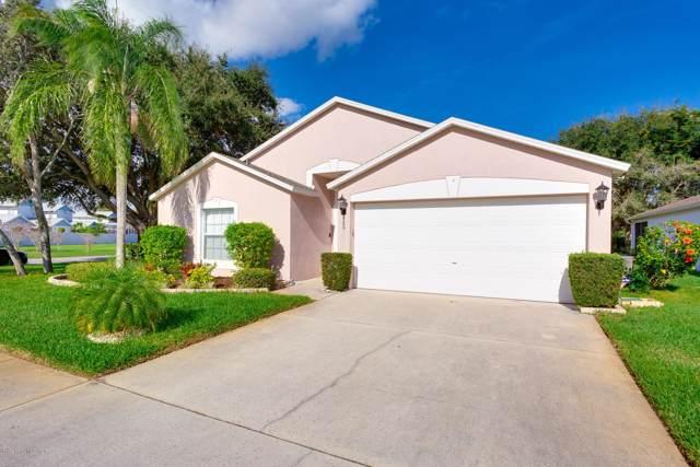 989 Villa Drive, Melbourne, FL 32940 (MLS #865611) :: Premium Properties Real Estate Services