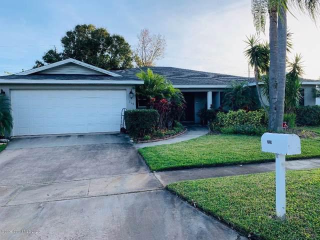 215 Bimini Drive, Merritt Island, FL 32952 (MLS #865635) :: Premium Properties Real Estate Services
