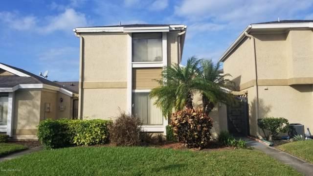 1461 Sheafe Avenue NE #110, Palm Bay, FL 32905 (MLS #865672) :: Premium Properties Real Estate Services