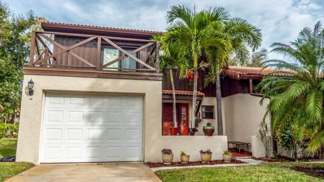 255 S Tropical Trail Aa2, Merritt Island, FL 32952 (MLS #865677) :: Blue Marlin Real Estate