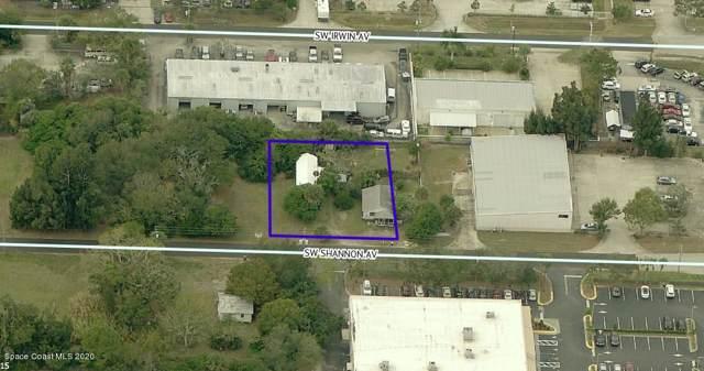 63 SW Shannon Avenue, West Melbourne, FL 32904 (MLS #865700) :: Armel Real Estate