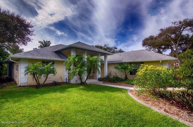 101 Estrella Road, Melbourne Beach, FL 32951 (MLS #865708) :: Armel Real Estate
