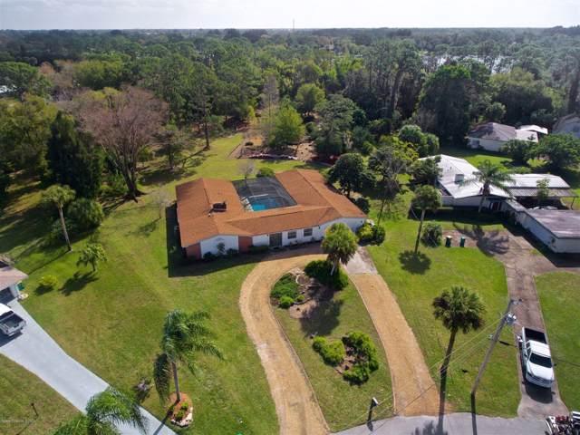 8361 Sylvan Drive, West Melbourne, FL 32904 (MLS #865710) :: Armel Real Estate
