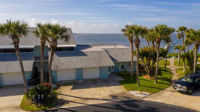 18 Cove Road E, Melbourne Beach, FL 32951 (MLS #865729) :: Premium Properties Real Estate Services