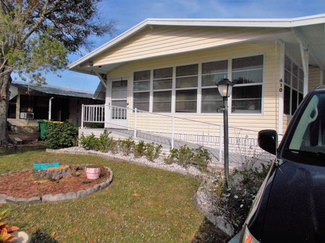 410 Avocado Drive, Barefoot Bay, FL 32976 (MLS #865743) :: Armel Real Estate