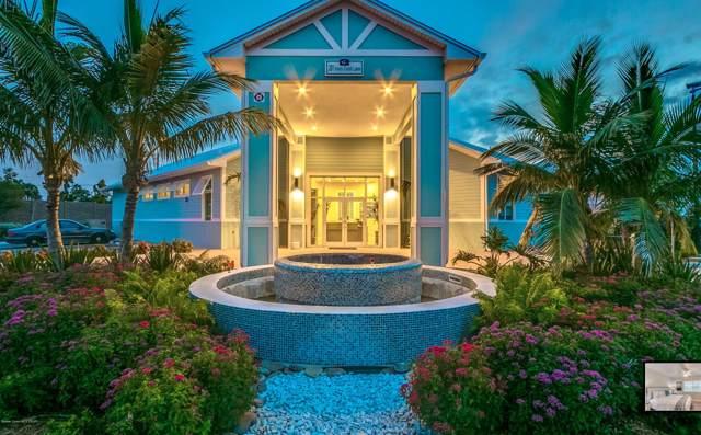 103 Parrotfish Lane #102, Merritt Island, FL 32953 (MLS #865745) :: Premium Properties Real Estate Services