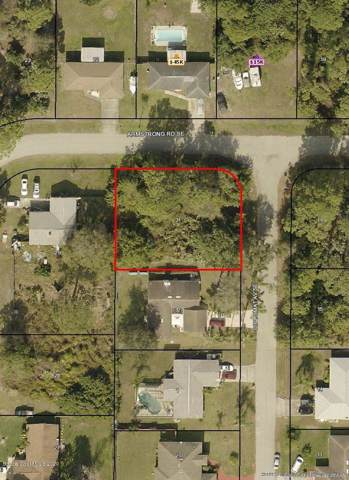 702 Diplomat (Corner Of Armstrong) Avenue SE, Palm Bay, FL 32909 (MLS #865778) :: Armel Real Estate