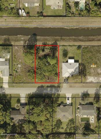 967 Brickell Street SE, Palm Bay, FL 32909 (MLS #865782) :: Armel Real Estate