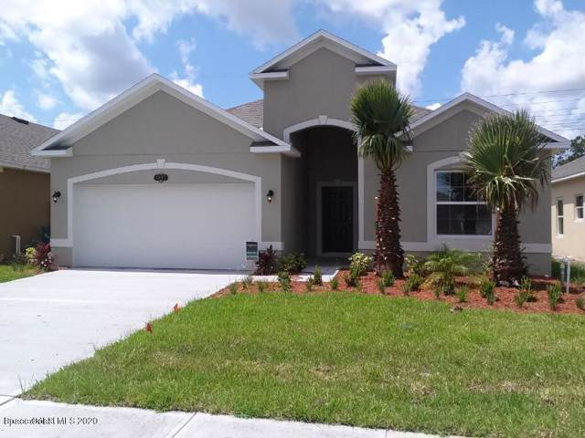 1987 Attilburgh Boulevard, West Melbourne, FL 32904 (MLS #865784) :: Armel Real Estate
