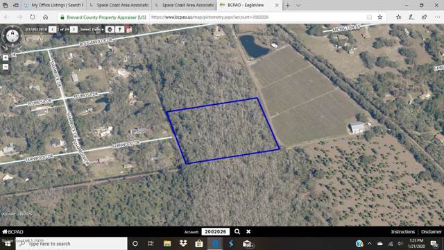 0000 Fernwood, Mims, FL 32754 (MLS #865817) :: Blue Marlin Real Estate