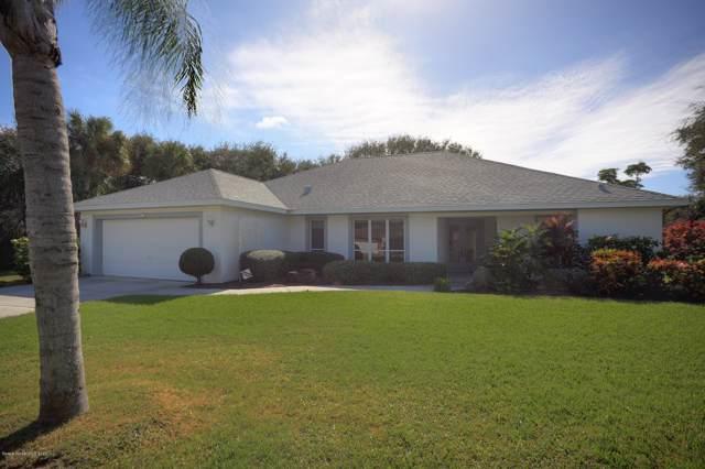 297 Woody Circle, Melbourne Beach, FL 32951 (MLS #865823) :: Armel Real Estate