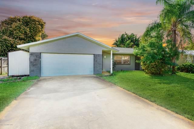 1003 Flotilla Club Drive, Indian Harbour Beach, FL 32937 (MLS #865871) :: Armel Real Estate