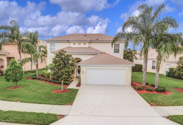 781 Glen Abbey Way, Melbourne, FL 32940 (MLS #865901) :: Armel Real Estate