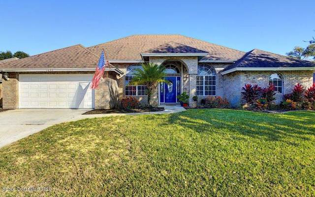 1635 Banana Drive, Titusville, FL 32780 (MLS #865926) :: Premium Properties Real Estate Services