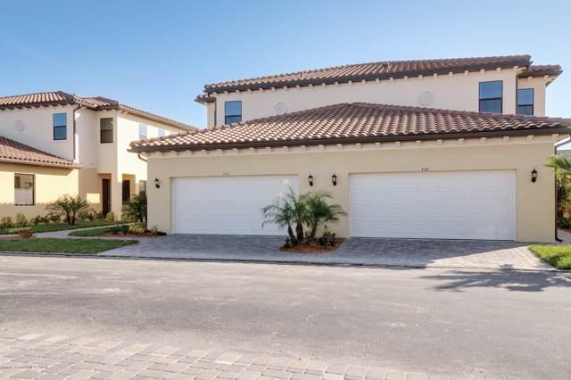 704 Lanai Circle #2, Indian Harbour Beach, FL 32937 (MLS #865951) :: Armel Real Estate