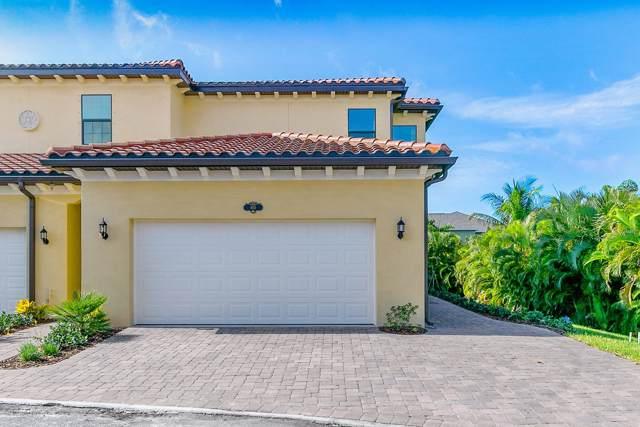 706 Lanai Circle #1, Indian Harbour Beach, FL 32937 (MLS #865952) :: Armel Real Estate