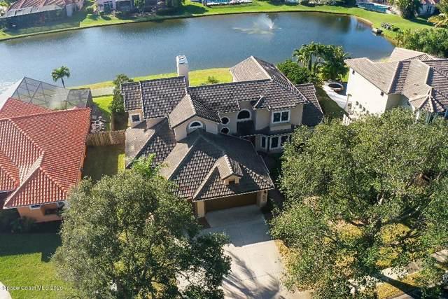 395 Normandy Drive, Indialantic, FL 32903 (MLS #865984) :: Armel Real Estate