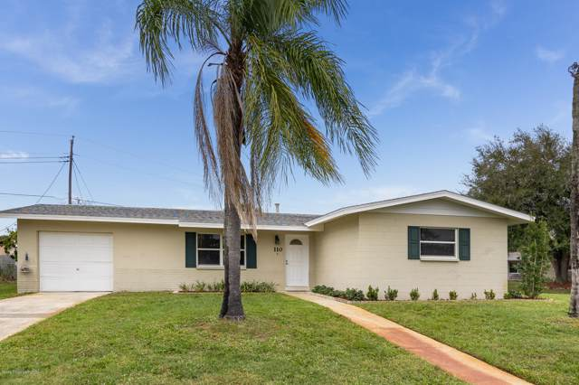 110 Citrus Boulevard, Merritt Island, FL 32953 (MLS #866036) :: Premium Properties Real Estate Services