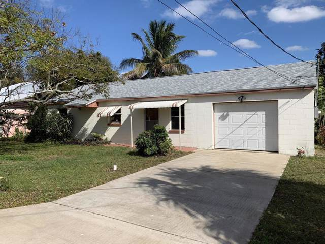 1288 Emma Drive, Merritt Island, FL 32952 (MLS #866048) :: Premium Properties Real Estate Services
