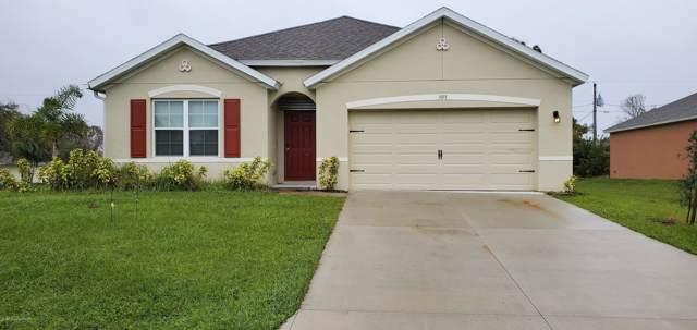 305 Hawthorne Lane NE, Palm Bay, FL 32907 (MLS #866060) :: Premium Properties Real Estate Services