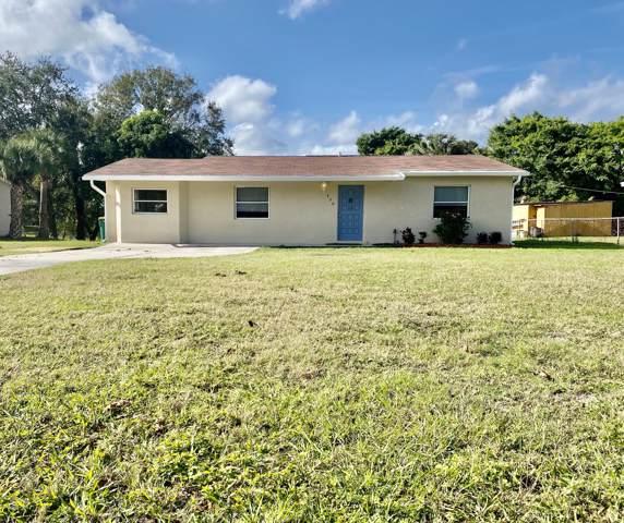 436 Thomas Barbour Drive, Melbourne, FL 32935 (MLS #866064) :: Premium Properties Real Estate Services