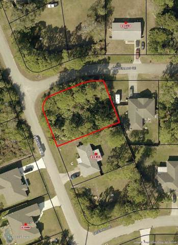 1095 Alminar  (Corner Of Pasadena) Avenue SE, Palm Bay, FL 32909 (MLS #866066) :: Premium Properties Real Estate Services