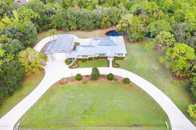 3602 Palomino Road, Melbourne, FL 32934 (MLS #866074) :: Premium Properties Real Estate Services