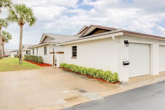 290 Paradise Boulevard #43, Indialantic, FL 32903 (MLS #866113) :: Armel Real Estate