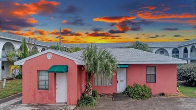 909 S Miramar Avenue S, Indialantic, FL 32903 (MLS #866202) :: Armel Real Estate