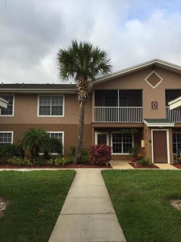 1880 Long Iron Drive #1323, Rockledge, FL 32955 (MLS #866255) :: Armel Real Estate
