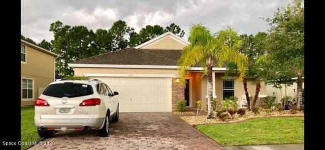 252 Abernathy Circle SE, Palm Bay, FL 32909 (MLS #866294) :: Premier Home Experts