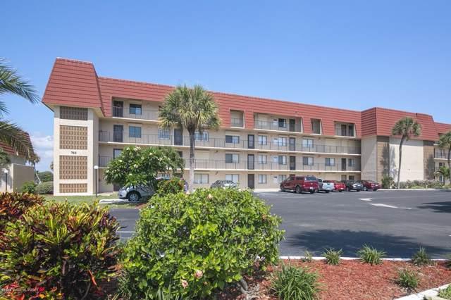 760 S Brevard Avenue #116, Cocoa Beach, FL 32931 (MLS #866337) :: Blue Marlin Real Estate