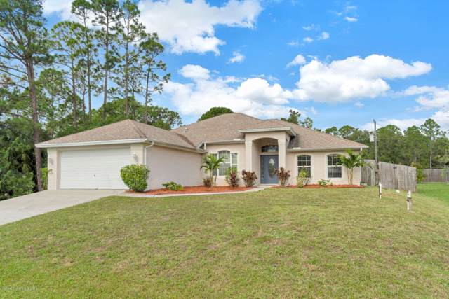 1167 Raywood Street SE, Palm Bay, FL 32909 (MLS #866418) :: Armel Real Estate