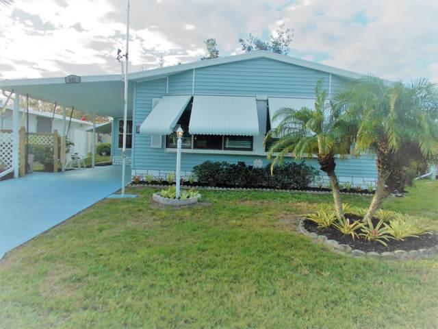 827 Lychee Drive, Barefoot Bay, FL 32976 (MLS #866432) :: Armel Real Estate