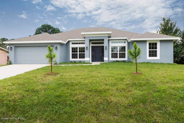 2340 Madrid Avenue SE, Palm Bay, FL 32909 (MLS #866441) :: Armel Real Estate