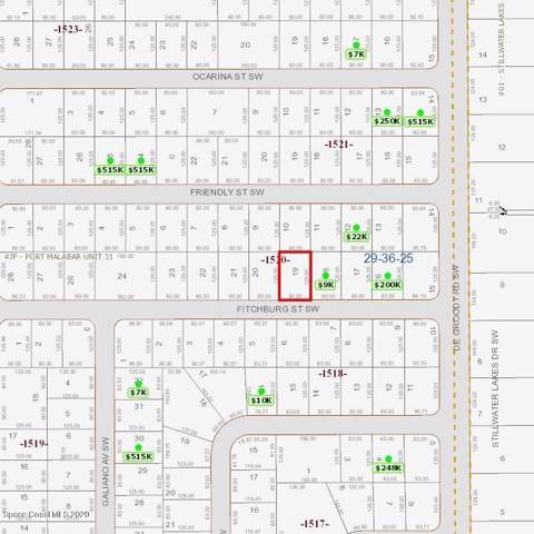 257 Fitchburg Street SW, Palm Bay, FL 32908 (MLS #866463) :: Armel Real Estate