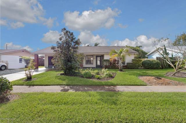 3282 E Eastman Avenue NE, Palm Bay, FL 32905 (MLS #866763) :: Blue Marlin Real Estate