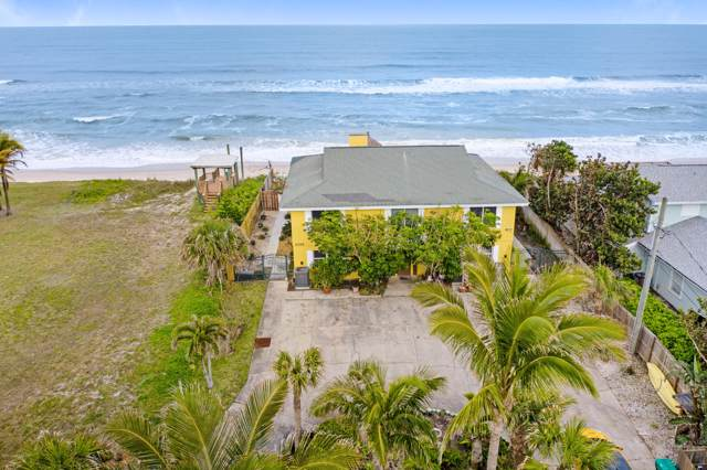 6765 S A1a Highway S, Melbourne Beach, FL 32951 (MLS #866824) :: Premium Properties Real Estate Services