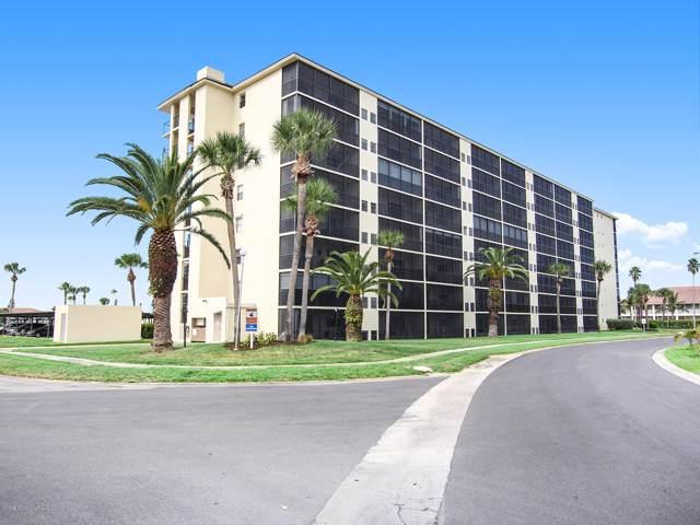 520 Palm Springs Boulevard #406, Indian Harbour Beach, FL 32937 (MLS #866828) :: Premium Properties Real Estate Services