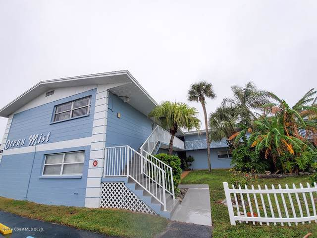 302 Lincoln Avenue #13, Cape Canaveral, FL 32920 (MLS #866846) :: Premium Properties Real Estate Services