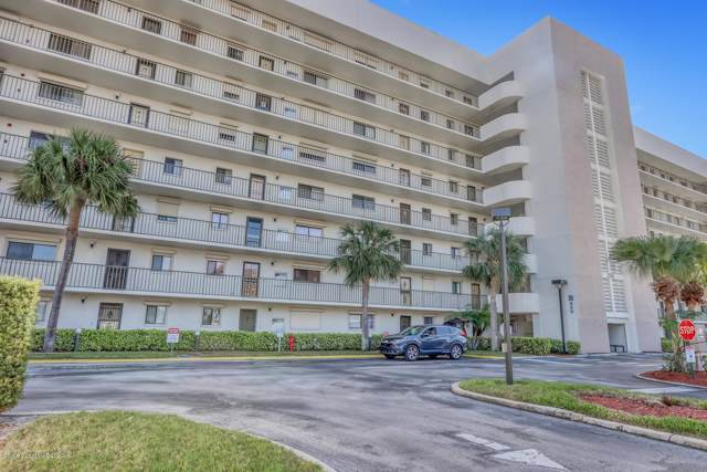 250 S Sykes Creek Parkway #306, Merritt Island, FL 32952 (MLS #866986) :: Premium Properties Real Estate Services