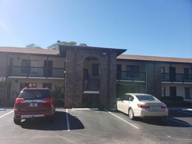 1515 Huntington Lane #123, Rockledge, FL 32955 (MLS #867051) :: Premium Properties Real Estate Services