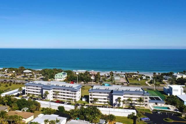 2160 N Highway A1a #203, Indialantic, FL 32903 (MLS #867180) :: Blue Marlin Real Estate