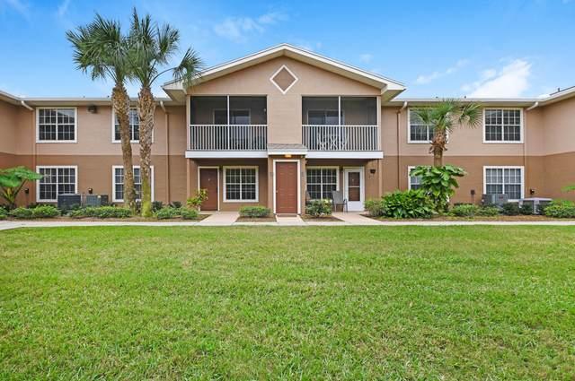 1821 Long Iron Drive #406, Rockledge, FL 32955 (MLS #867383) :: Premium Properties Real Estate Services