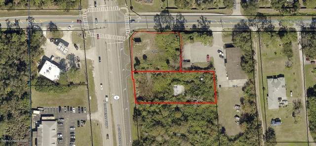 4260 N Courtenay Parkway N, Merritt Island, FL 32953 (MLS #867393) :: Blue Marlin Real Estate