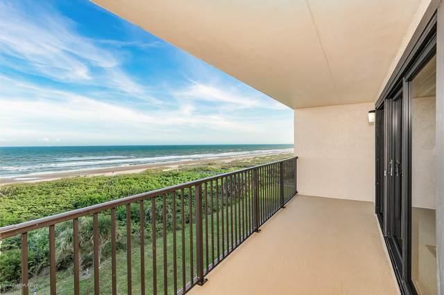 3170 N Atlantic Avenue #507, Cocoa Beach, FL 32931 (MLS #867462) :: Premium Properties Real Estate Services