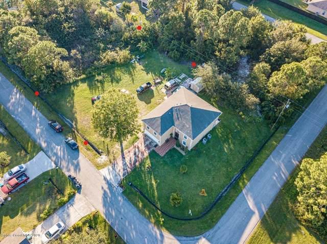 1393 Rabbit Street SE, Palm Bay, FL 32909 (MLS #867578) :: Premier Home Experts