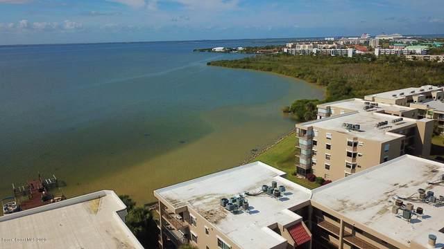 201 International Drive #651, Cape Canaveral, FL 32920 (MLS #867612) :: Premium Properties Real Estate Services